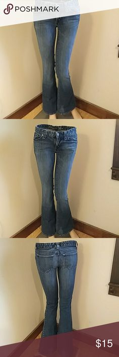 Gap Premium flare jeans size 1R Great condition Item# 205 GAP Jeans Flare & Wide Leg