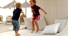 FAMILY SUMMER BEACH  PACKAGE. Book now one of our family exclusive packages for your summer holidays and enjoy unique services: Welcome Treatment, Daily Buffet Breakfast, Daily Buffet halfboard with healthy kids meals, One day in Non-Motorized water sports, One day on the tennis court, Daily entertainment on the kids playground, Umbrella and sunbeds on the beach. 4 Overnight minimum stay in a Family Suite. BOOK NOW