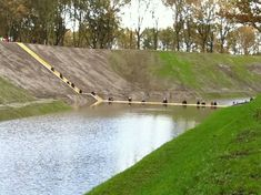 Moses Bridge - Fort de Roovere NL