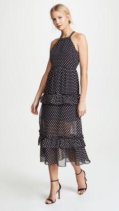 729996f72c5 endless rose Polka Dot Maxi Dress | 15% off 1st app order use code: