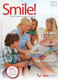 Smile ! Maart - Mars 2012 | Jetaircenter Reisbureau