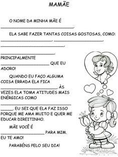 Atividades de escrita para o Dia das Mães 6
