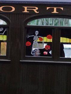 2014 Halloween Train, Railway Museum, Train Rides, Frame, Fun, Decor, Picture Frame, Decoration, Decorating