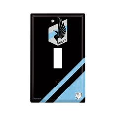 Minnesota United FC Single Toggle Light Switch Cover