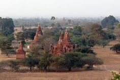 Is Bagan as Impressive as Angkor Wat?: Temples in Bagan, Burma (Myanmar)