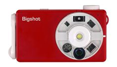 Bigshot Camera Kit: the do-it-yourself digital camera