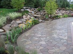 Paver Patio Design Ideas, Pictures, Remodel, and Decor - page 13