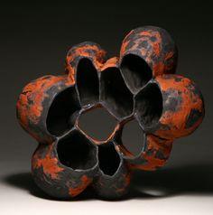 Judit Varga... clay forms