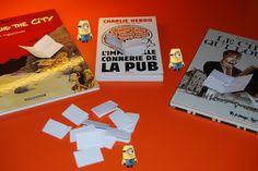 Minions, les gagnants sont..... | Portail documentaire SCD Doc'INSA | INSA de Lyon