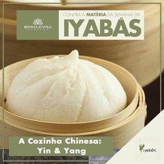 A gastronomia chinesa vai muito além. É uma das mais diversificadas oferece uma vasta variedade de sabores texturas formas e técnicas de cocção. Acompanhe na Revista DÁvila as matérias semanais da Iyabás e também de todos os outros parceiros. http://ift.tt/1UOAUiP (link na bio).