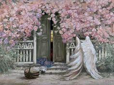 Women in Painting by Joanna Sierko Polish Artist