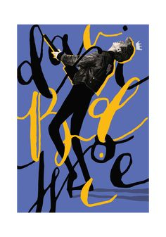 david bowie's poster