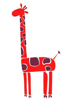 Giraffe Images, Giraffe Pictures, Colors Of Fire, Warm Colors, Giraffe Tattoos, Pink Giraffe, Color Crayons, Stop Light, National Flag
