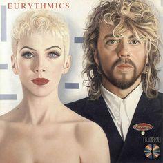 eurythmic album vovers - Google Search