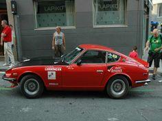 Concentración coches clásicos en Santutxu
