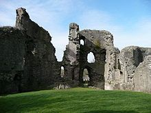 Abergavenny Castle is a castle in the market town of Abregavenny, Monmouthshire in south east Wales.