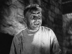 The Bride Of Frankenstein - Karl (Dwight Frye) Looking Creepy