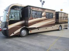 RvSell  » MOTORHOMES FOR SALE  2006 FLEETWOOD REVOLUTION LE RV, MOTORHOME  Hits: 21 | S: #24488  $54,000  Motorhome Class:   Class A  Fuel Type:   Diesel  Year:   2006  Make:   Fleetwood  Model:   Revolution 40 LE  State:   Connecticut  Zip Code:   06492  Miles:   33000 miles  Slide Outs:   2  Consider trade:   No
