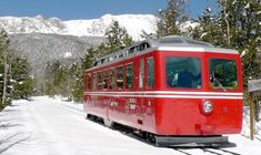 2. Pikes Peak Cog Railway (Manitou Springs) Train Rides In Colorado, Pikes Peak, Manitou Springs, Cogs, Colorado Springs, New Mexico, Family Travel, Tourism, Places To Visit