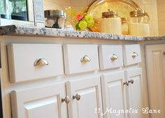 Tracey's Fabulous Kitchen Makeover with | 11 Magnolia Lane