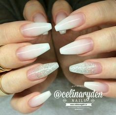 20 Ideas Nails French Classic Nailart – # nägeldesignsnatur aalejna ❤️ – – design 65 + beautiful matte glitter nail art ideas Spring Nails Nail Designs 2019 Page 54 of 200 nails design image … Harry Nails ideas matte coffin nails you have to … Fabulous Nails, Gorgeous Nails, Pretty Nails, Get Nails, Love Nails, French Nails, Ballerina Nails, Creative Nails, Nails On Fleek