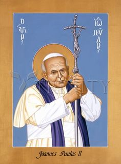 """St. Pope John Paul II 