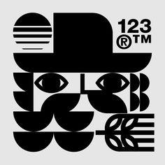 "35 Likes, 2 Comments - MtnBüro (@mtnburo) on Instagram: ""Hill Person #illustrator #illustration #posterart #hippiemodernism #trademark #symbols #farmer…"""
