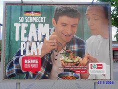 846. - Plakat in Stockach. / 15.05.2016./