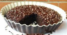 Torta brasiliana (senza uova e senza burro) Torte Cake, Biscotti, Nutella, Bakery, Food And Drink, Pudding, Healthy Recipes, Cooking, Breakfast