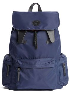 Pretty Green Rucksack - House of Fraser House Of Fraser, Pretty Green, Luggage Sets, Leather Backpack, Suitcase, Backpacks, Bags, Shopping, Design