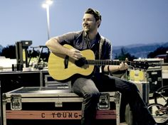From The Tour Bus: A Chat With Country Star Chris Young