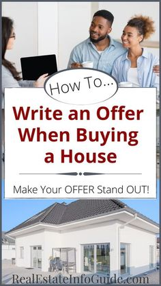 Don't lose out on the property of your dreams because you don't know how to make an offer when buying a house. Writing an offer when buying a house is a skill while crafting an offer to seal the deal is an art. Click the link and let me share my secrets and help you hook that home.  #RealEstate #Homebuying #Homebuyer #REIG #FirstTimeHomebuyer #BuyingAHome #BuyingFirstHome #HomebuyerTips #FirstTimeHomeBuyerTips #RealEstateTips #HomebuyingTips #FirstHomeBuyer Home Buying Tips, Buying Your First Home, Home Selling Tips, Home Buying Process, First Time Home Buyers, Real Estate Buyers, Real Estate Tips, Quitclaim Deed, New Address Cards