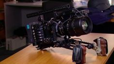 Movcam Sony F5/55 Rig Review on Vimeo from Matthew Allard @mattaljazeera I take a look at Movcam's F5/55 support rig and accessories.