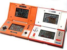 Nintendo Game & Watch Donkey Kong DK-52/Mickey & Donald DM-53 MIJ Free Shipping! #Nintendo