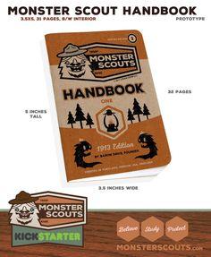 Monster Scouts Membership Drive '17 Kickstarter Campaign