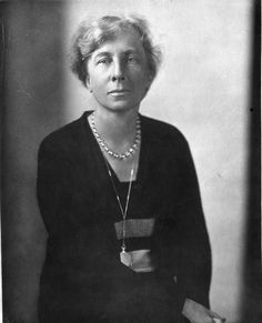 Lilian Möller Gilbreth  -1878-1972.  She was an industrial engineer and worked along with her husband. She was the first working female engineer to earn a PHD.