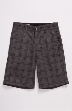 Volcom 'Frickin' Plaid Shorts