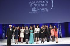 L'Oreal and UNESCO celebrate women in science