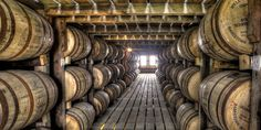 There is nothing quite like tasting Bourbon in the place it's made, so head to Kentucky hop on the Bourbon trail and head to these 15 distilleries. Bourbon Tour, Whiskey Tour, Whiskey Trail, Bourbon Kentucky, Kentucky Derby, Pipes And Cigars, Cigars And Whiskey, Scotch Whiskey, Bourbon Whiskey