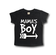Mama's boy Boys clothing Mamas boy outfit