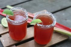 Shannon Kuhn: Alaska summer in a glass -- rhubarb margaritas | Alaska ...