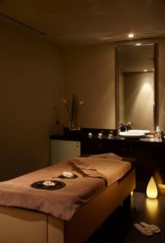 Mandara Spa at Park Plaza Westminster Bridge, London.
