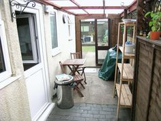 mud room lean to side return ideas Pergola Attached To House, Pergola With Roof, Patio Roof, Pergola Patio, Pergola Plans, Pergola Kits, Pergola Ideas, Backyard Gates, Small Backyard Patio