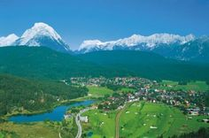 Seefeld, Austria Beautiful Places, Amazing Places, Felder, Best Memories, Favorite Holiday, Places Ive Been, The Good Place, Paradise, To Go