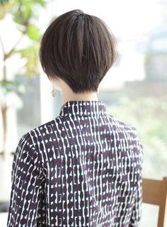 【前田賢太】マッシュショート (髪型ショートヘア)