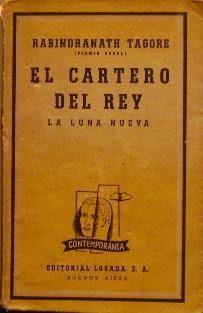 """""""El cartero del Rey"""" // Rabindranath Tagore"""