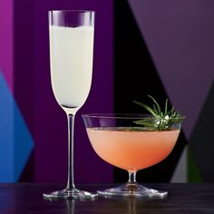 Many believe the French 75 was devised by American soldiers in WWI hankering for a Tom Collins. They couldn't find soda, so they used what they had: Champagne.