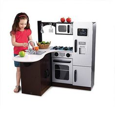 Beau Teamson Kids 2 Piece Soho Big Play Kitchen Set | Kitchen Sets, Soho And  Kitchens