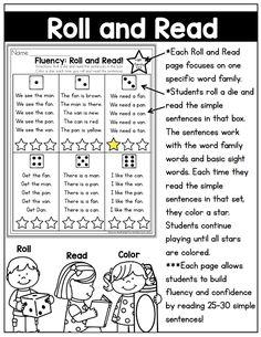 The Moffatt Girls: How to Teach CVC Word Families!