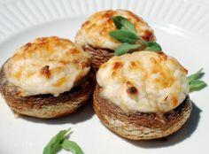 Aprenda a preparar cogumelo Paris recheado com queijo com esta excelente e fácil receita. Buscando uma receita simples, gostosa e perfeita para servir como entrada?...